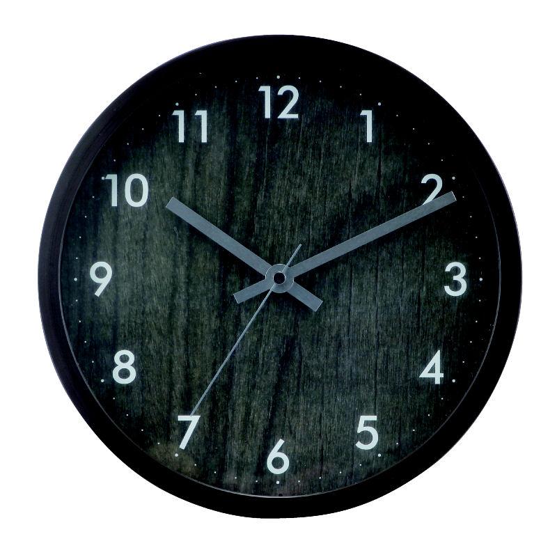 掛け時計 ブラウン ST1-BRBR-25