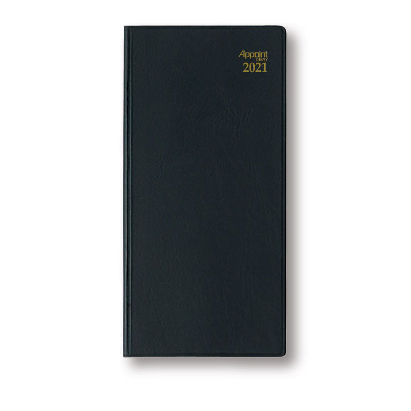 ダイゴー 2021年 アポイント 手帳 1Mホリゾンタル 薄型 E1001