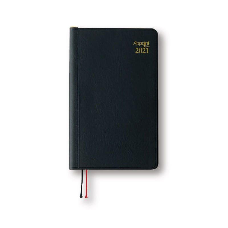 ダイゴー 2021年 アポイント 手帳 1W+横罫 鉛筆付 E1002