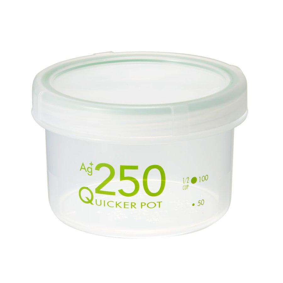 トンボ クイッカーポット 密閉 抗菌 250ml NA-250