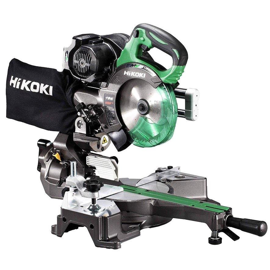HiKOKI(旧日立工機) コードレス卓上丸のこ 本体のみ C3606DRB(NN)