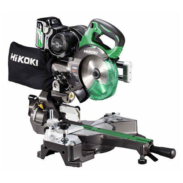 HiKOKI(旧日立工機) マルチボルト 36V卓上スライド丸のこ C3606DRB(XP)