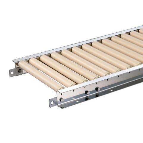 樹脂製ローラーコンベア ストレートタイプ2m