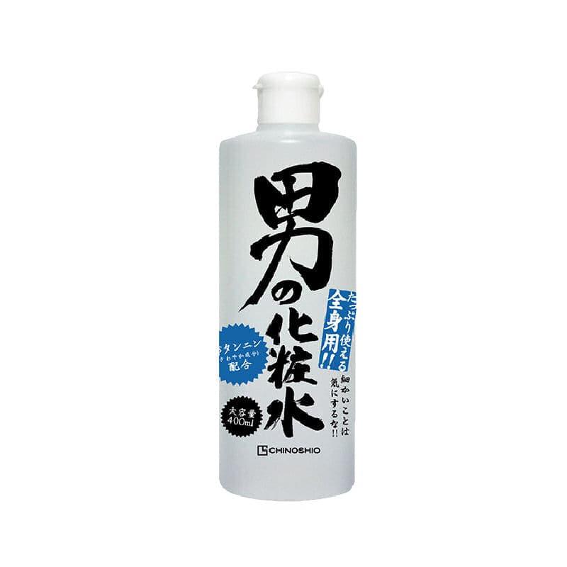 地の塩社 ちのしお 男の化粧水 500ml