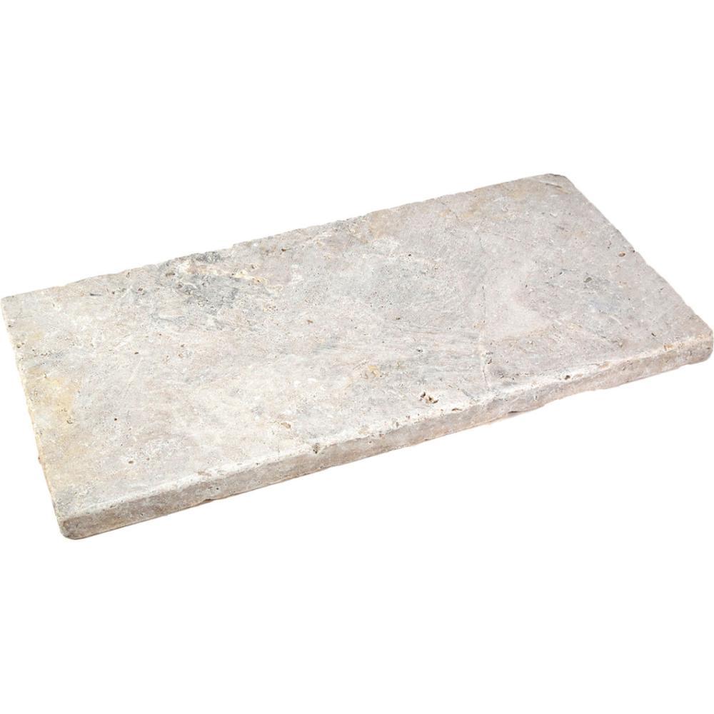 トラバーチンプレート ホワイト 30×60cm