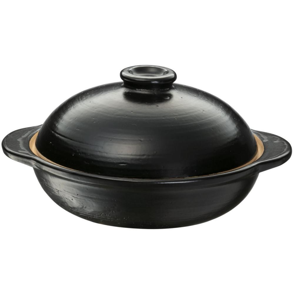 イシガキ産業 陶器焼きいも鍋 デリッシュ・ライフ 21cm 4218