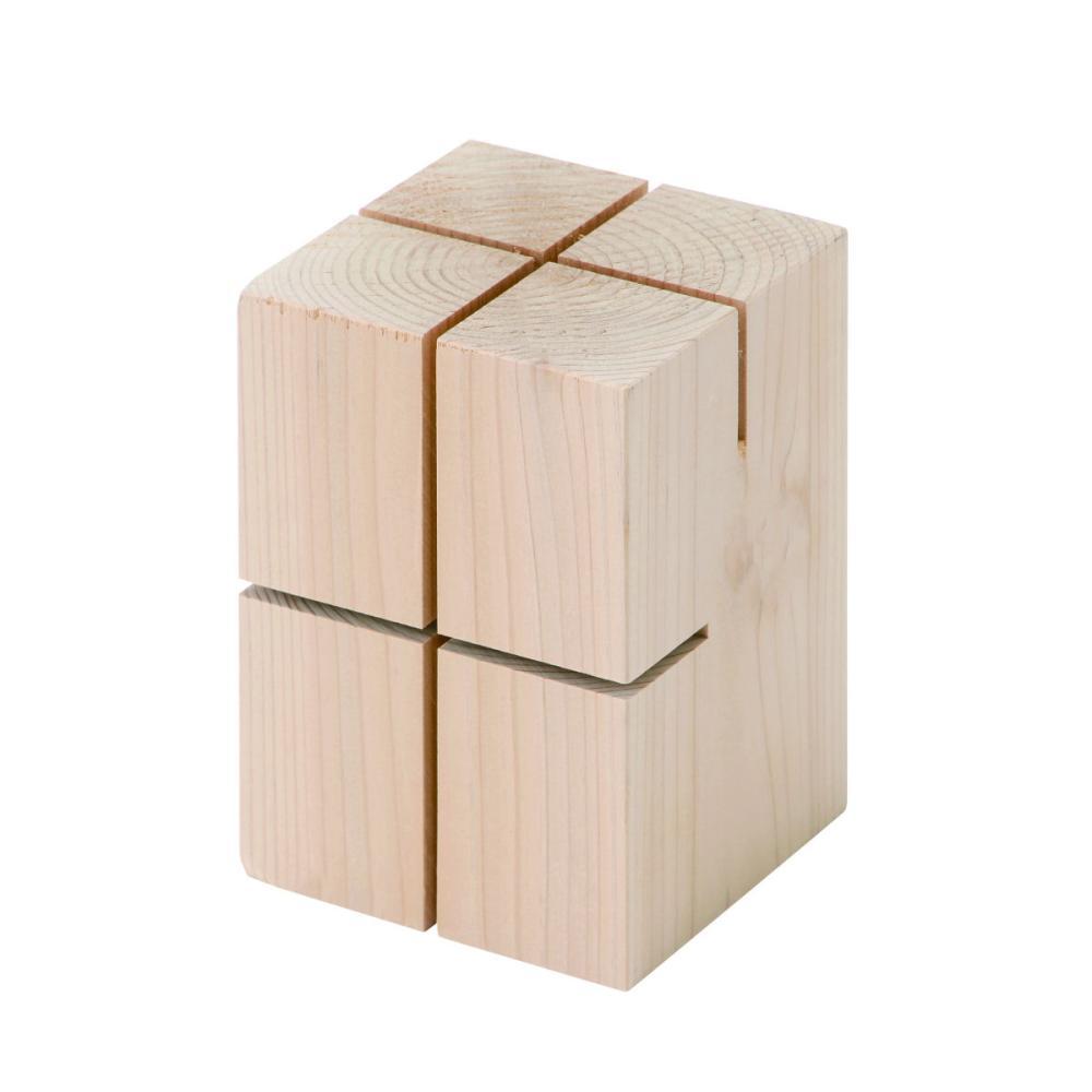 スタンドキューブ 約100×100×150mm