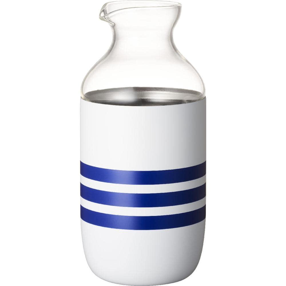 ドウシシャ ON℃ZONE(オンドゾーン) 飲みごこちとっくり 線 360ml OZNN-360SE
