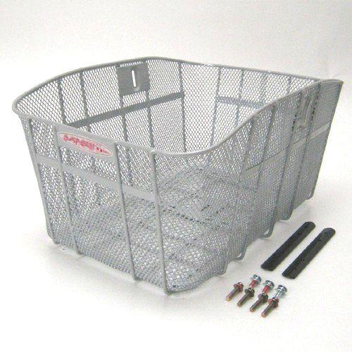 サギサカ 超ビックスーパーカゴ マイバスケ シルバー 49021