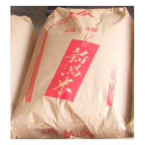 新潟県産 令和2年度産 頑固おやじのコシヒカリ 玄米30kg
