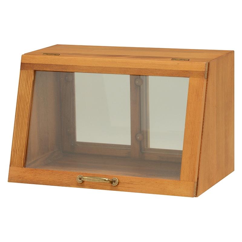 萩原 カウンター上ガラスケース 幅40cm MUD 各種