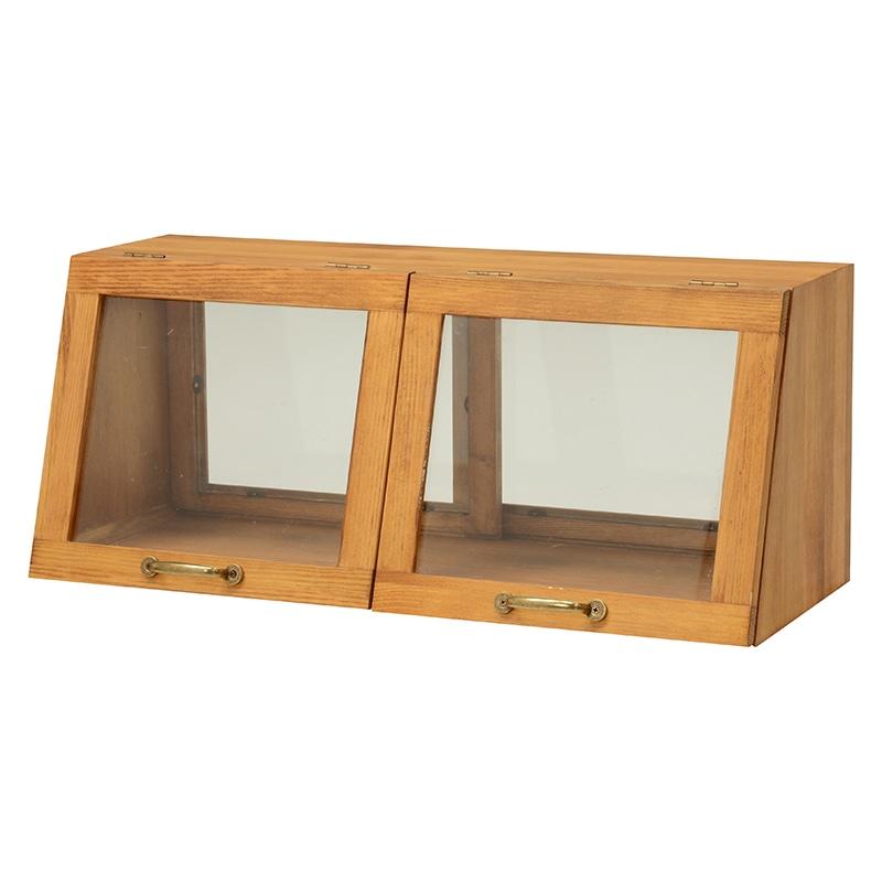 萩原 カウンター上ガラスケース 幅60cm MUD 各種