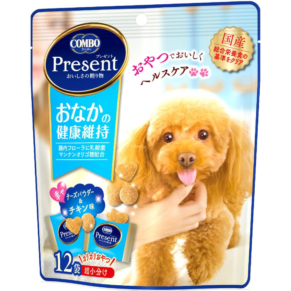 日本ペットフード コンボプレゼントおやつ おなかの健康維持 36g