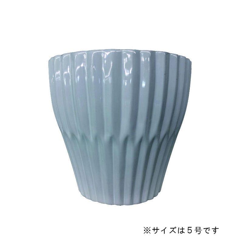 緑館 陶器鉢カバー ストレートレイエポット 各種
