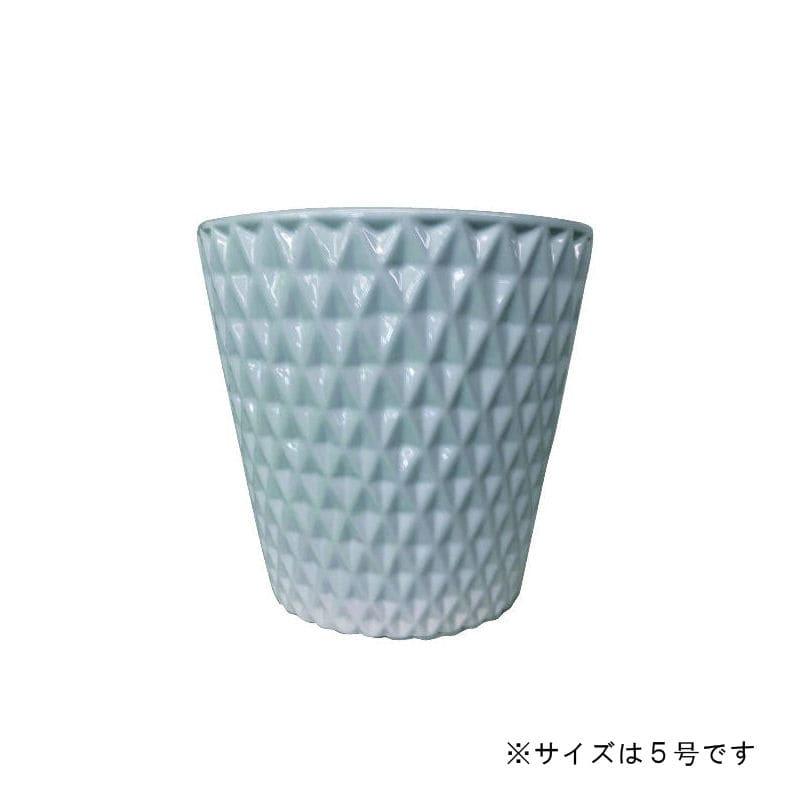 緑館 陶器鉢カバー クロスラインポット 各種