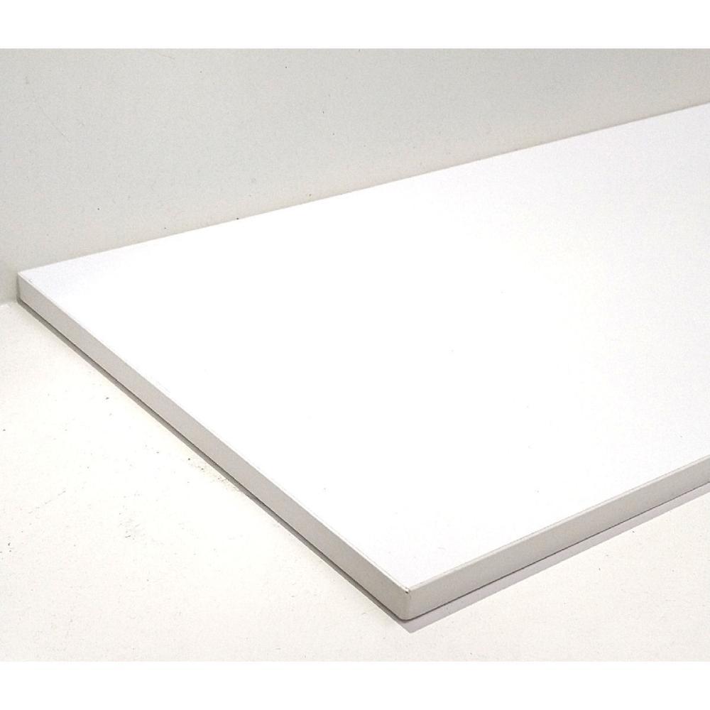 コメリ メラミン化粧板 長さ900mm ホワイト 各種