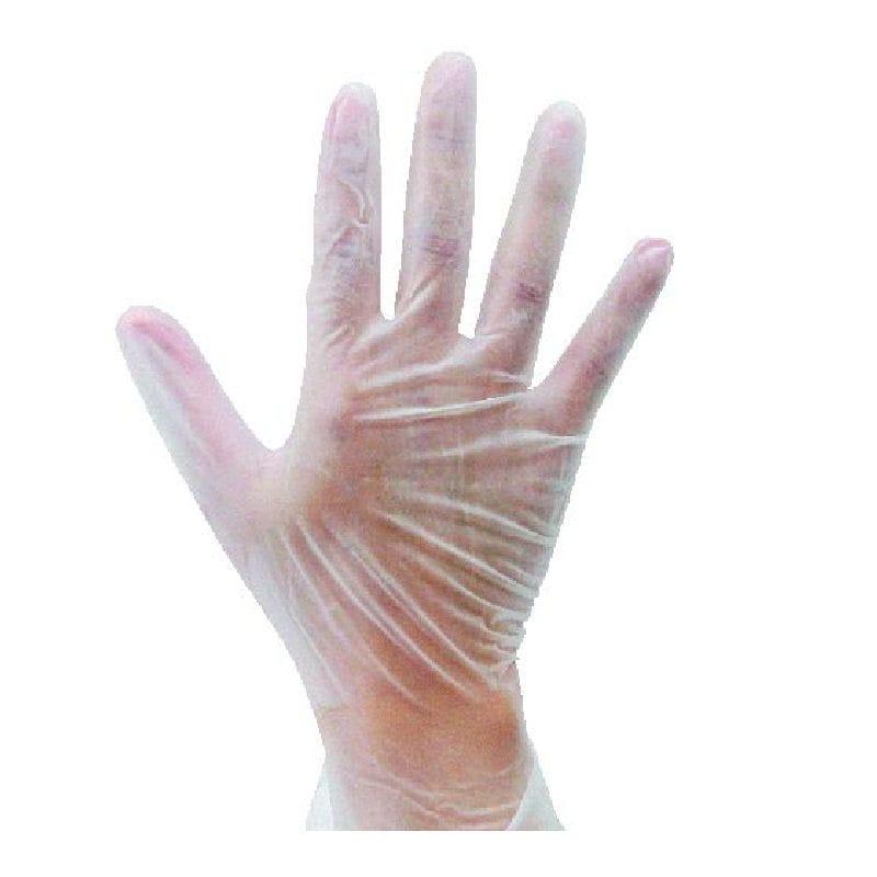 コメリ ポリエチレン手袋 100枚 各種