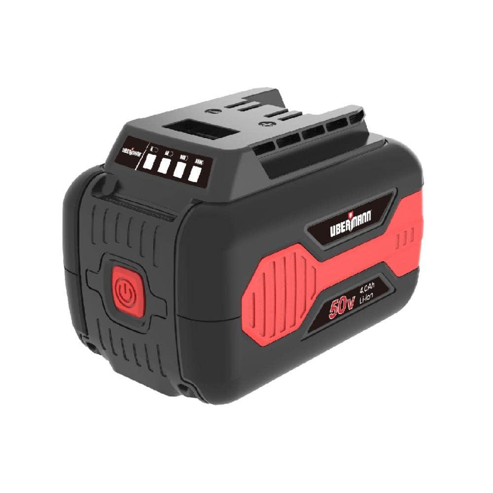 UBERMANN(ウーバマン) 50V電池パック4.0Ah UB50VBP40