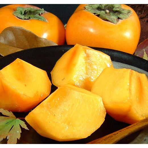 和歌山県産 刀根早生柿 秀品 約7.5kg箱 Mサイズ40玉入