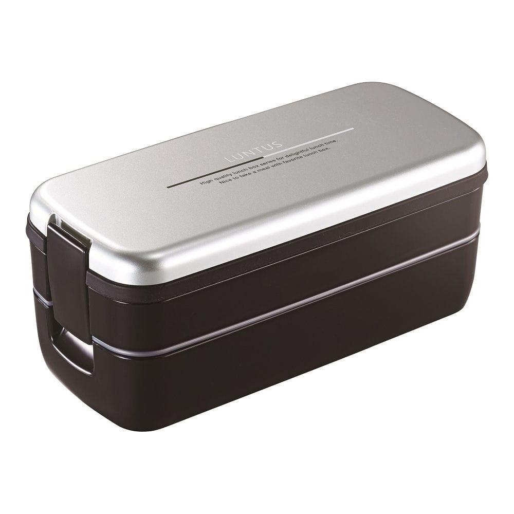 アスベル ランチボックス ランタス 640ml フラットロック バッグ付 SS-T640