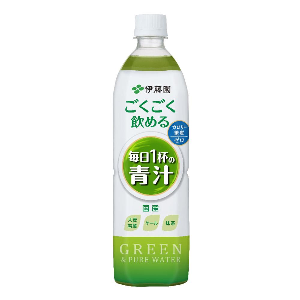 伊藤園 ごくごく飲める 毎日1杯の青汁 PET 900g