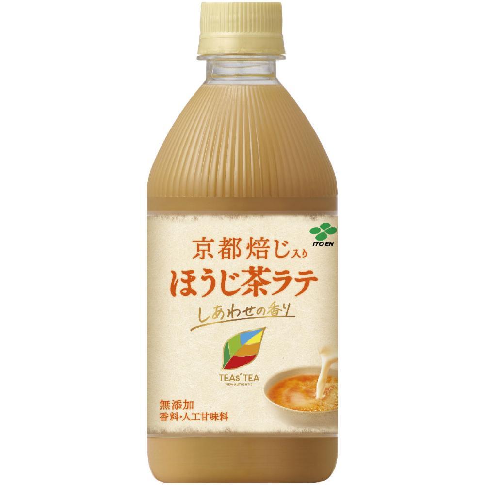 伊藤園 ティーズティー ほうじ茶ラテ 500ml