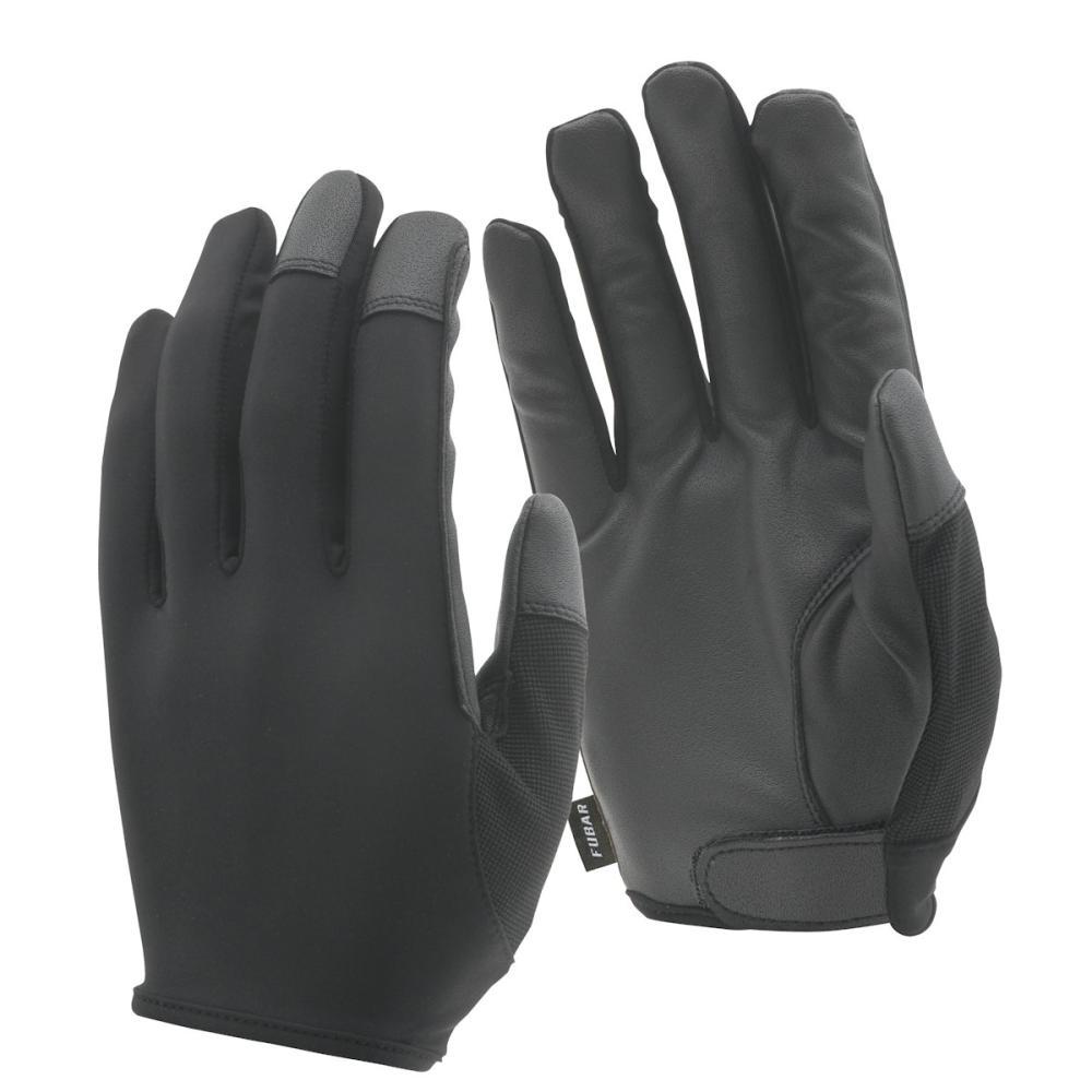 レザー手袋 インサイドベルト ブラック 各種