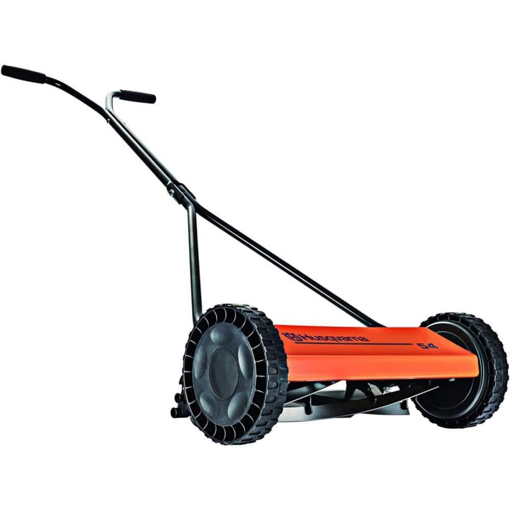 ハスクバーナー 手動式芝刈機 ノヴォレット54