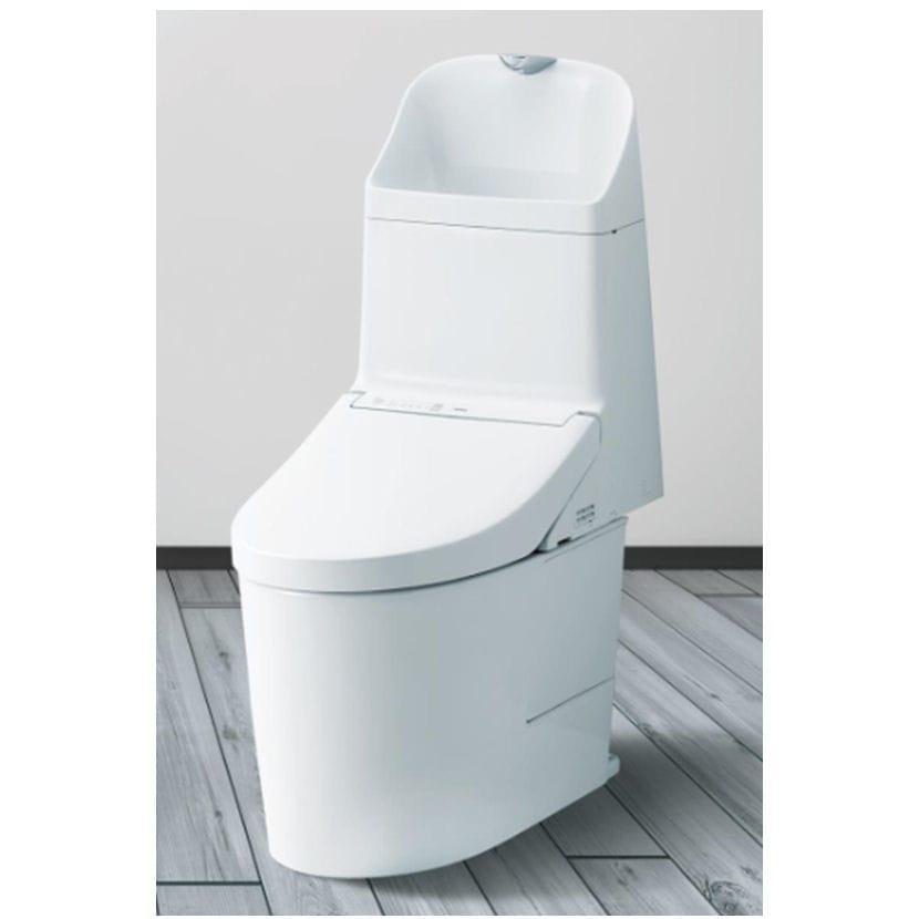 TOTO 一体形タンク式トイレ GG800-2 ホワイト CES9325#NW1