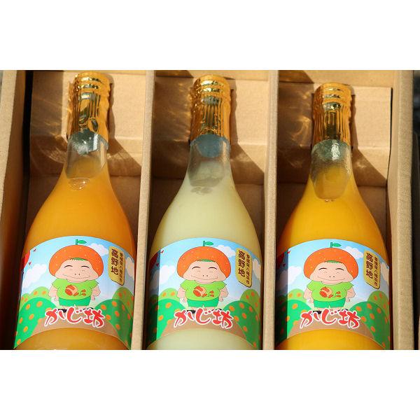 愛媛県産 かじ坊のジュースセット