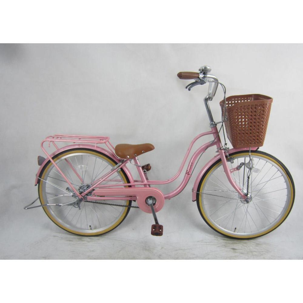 子供車 メルロート 24インチ ピンク