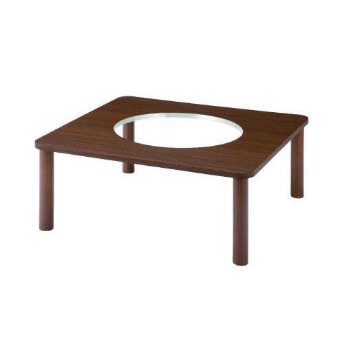 石油コンロ用テーブル ブラウン SKT-750