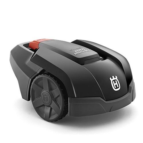 ハスクバーナ ロボット芝刈機 オートモア105キットS付き