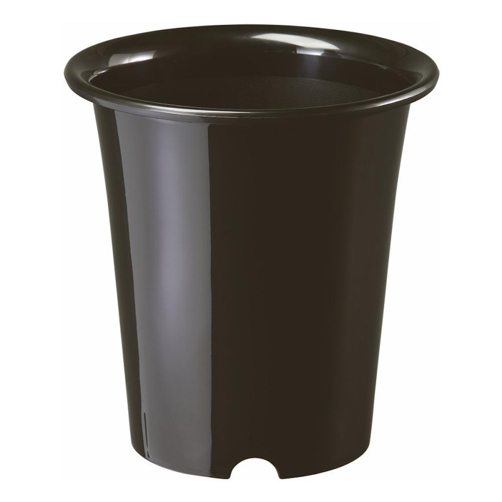 大和プラスチック 洋らん鉢 ブラック 各種