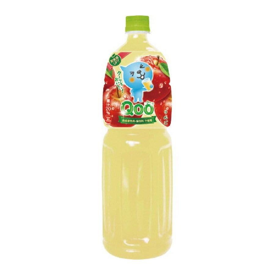 コカ・コーラ ミニッツメイド QOO りんご 1.5L