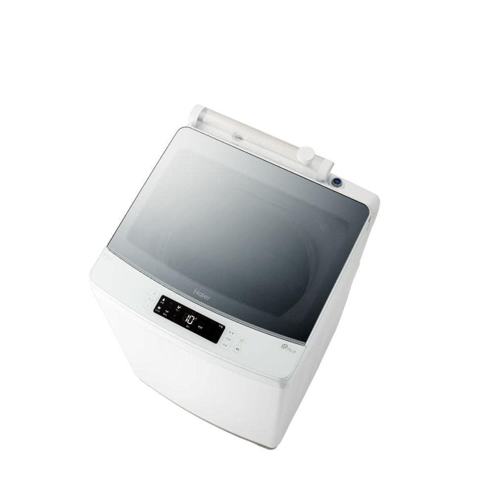 ハイアール DDインバーター搭載 8.5kg 全自動洗濯機 ホワイト JW-KD85A(W)