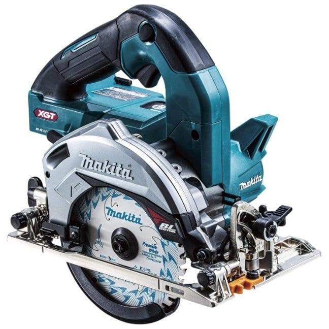 マキタ 最新モデル 40Vmax充電式丸ノコ 125mm 本体のみ HS005GZ