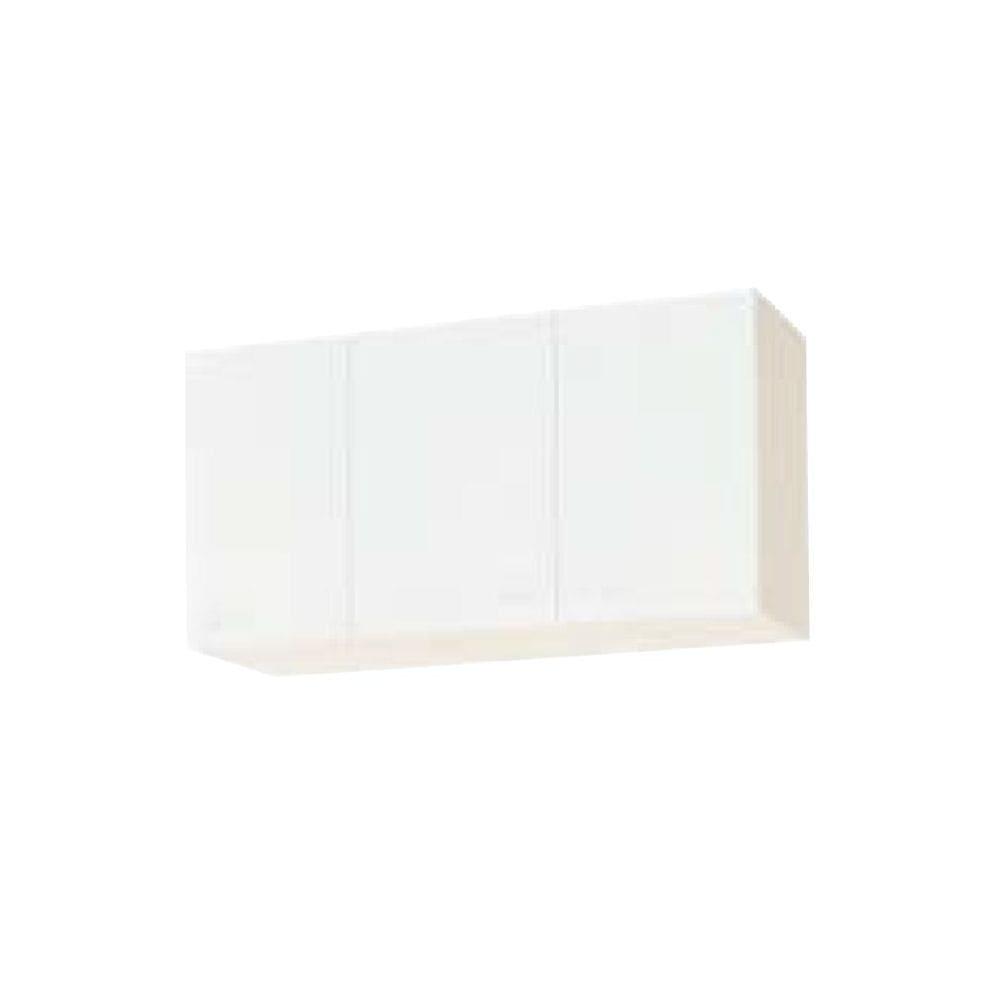 クリナップ 吊戸棚 クリンプレティ ホワイト 間口100cm 高さ50cm 不燃仕様 右開き WGTS-100FR