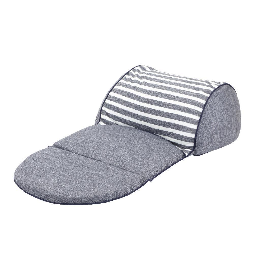 アテーナライフ 涼+シリーズ 強冷感 ひんやりうたた寝できるビーズクッション 抗菌防臭