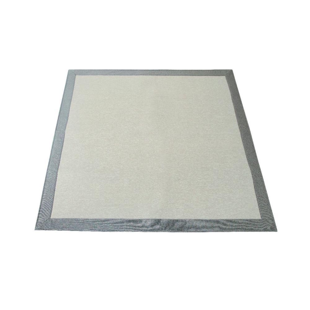 アテーナライフ 涼+シリーズ 強力冷感 ひんやりラグ 抗菌防臭 約2.2畳 185×185cm