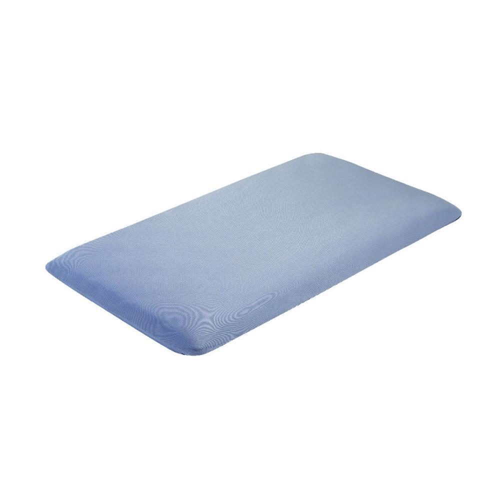 アテーナライフ 涼+シリーズ 冷感 ひんやり長座布団ワンタッチカバー 抗菌防臭 ブルー 各種