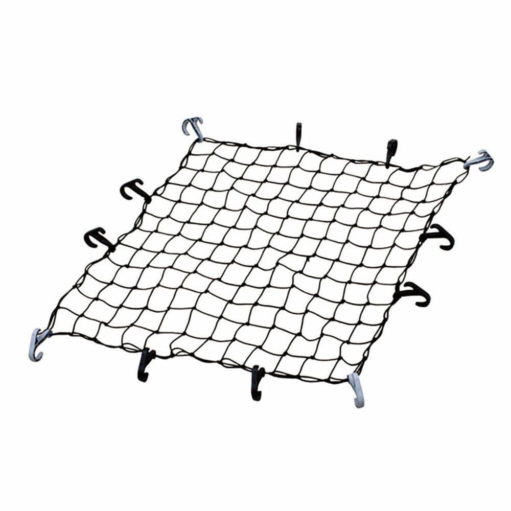 カーメイト バゲッジネット Lサイズ ブラック IN526-5