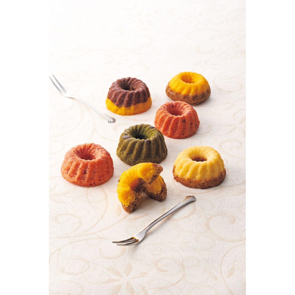 ホシフルーツ 果実のミニョン・ド・クグロフ 15個