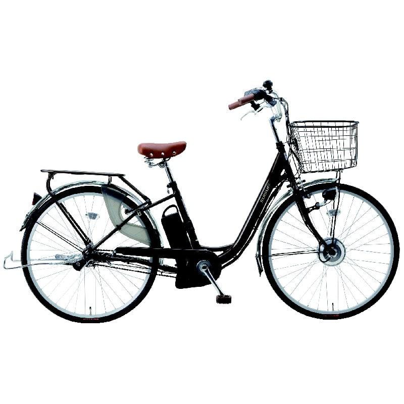 電動アシスト自転車 SUISUI(スイスイ) 24インチ ブラウン