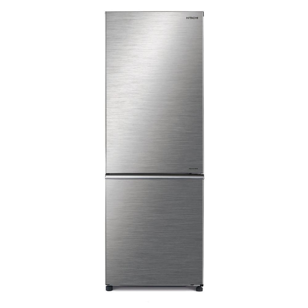 日立 2ドア冷凍冷蔵庫 275L シルバー RBF28NA-S