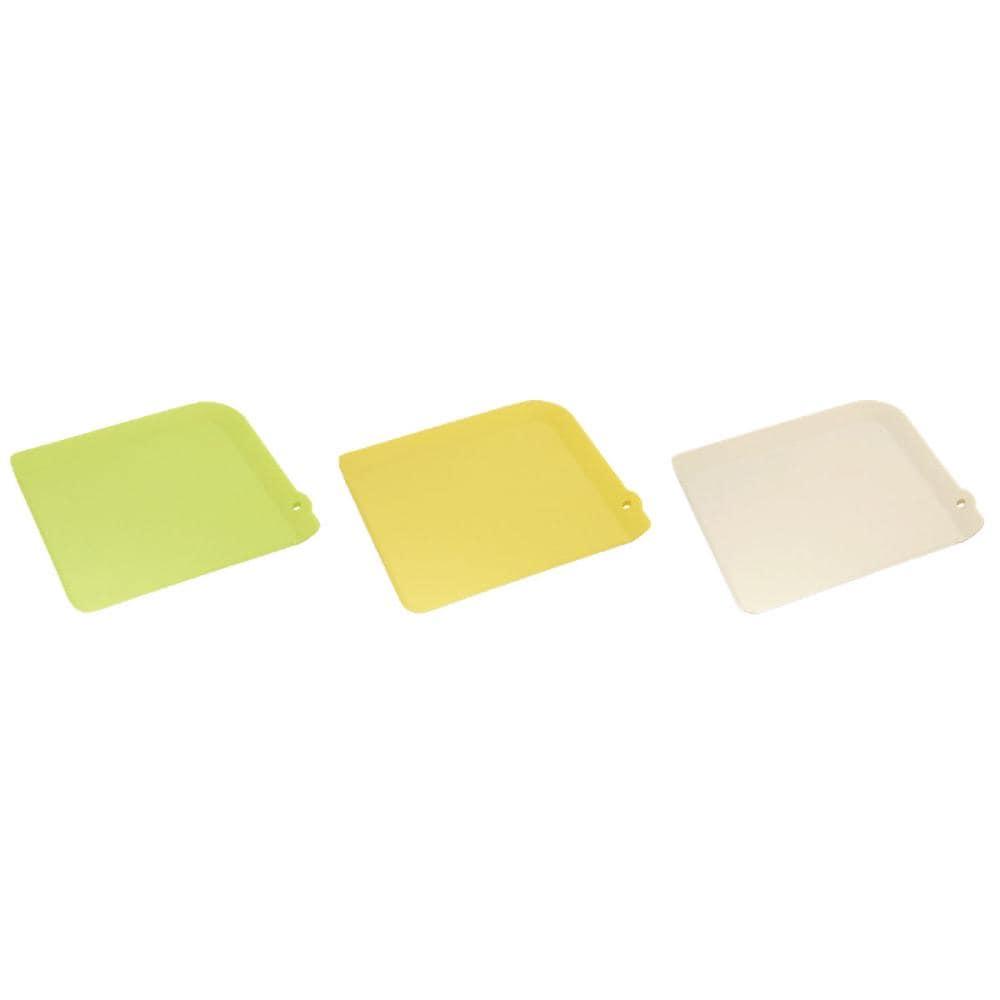 使い分け抗菌まな板 3枚組 各サイズ