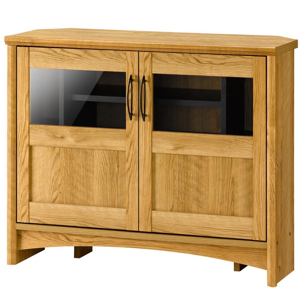 朝日木材加工 ミドルテレビ台 グレース GRC-6580AV ナチュラル