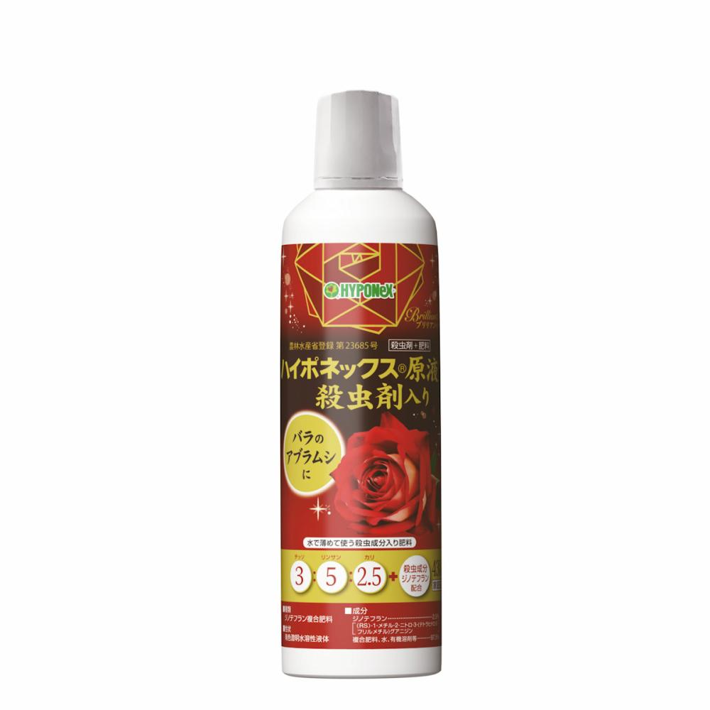 ハイポネックス原液 殺虫剤入り 430ml