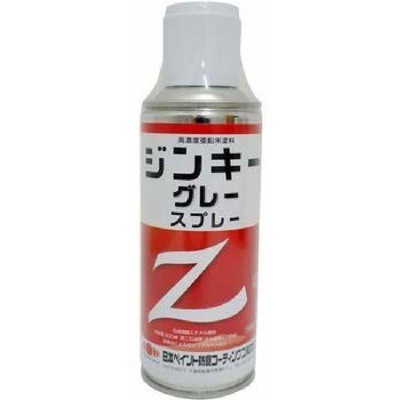 ニッペホームプロダクツ ジンキースプレー グレー 300ml ZG-300ML