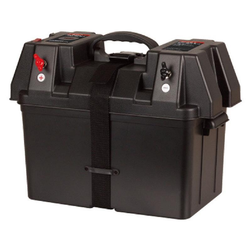 KBL バッテリーボックス ブラック RK-DP001
